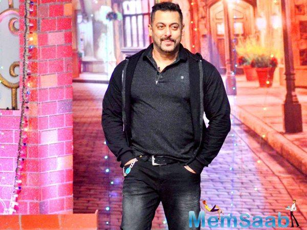 The 'Bajrangi Bhaijaan' star also confirmed that the film will show Chulbul's life before his claim to fame as the Robinhood of our time.