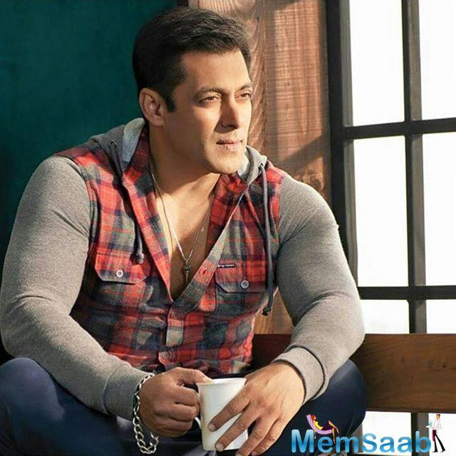 """Salman also confirmed that his brother Arbaaz Khan is not helming the film.  Salman said, """"He gets very hyper so we asked him to chill and take rest. He will produce the film this time."""""""