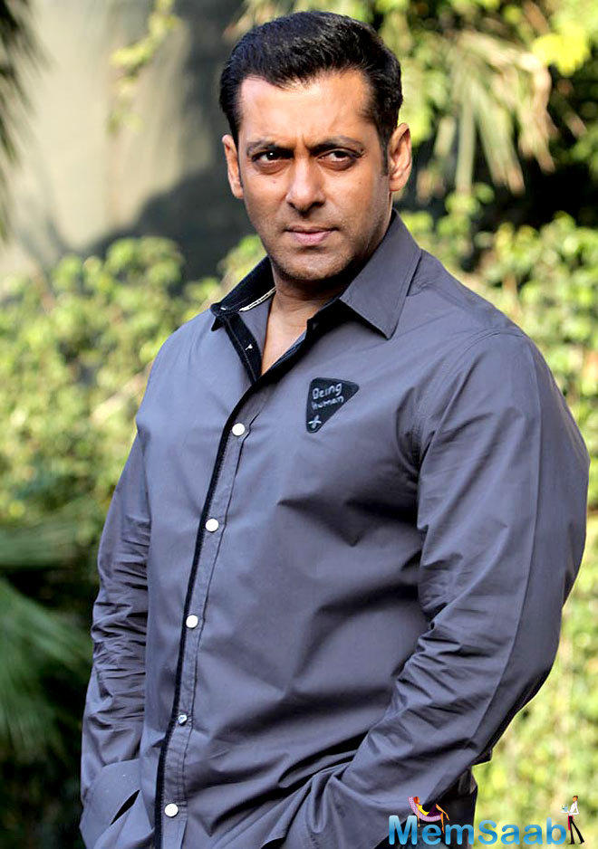 Talking about the same with Salman, he confirmed that the script for 'Dabangg 3', which is touted to be a prequel to part 1 and 2, is indeed ready and all set to go on floors.