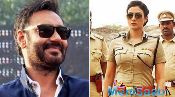 Tabu and Ajay Devgn worked together in films like 'Haqeeqat,' 'Thakshak' and 'Vijaypath' in the '90s, Unfortunately, the couple did not come together for a film for more than 15 years.