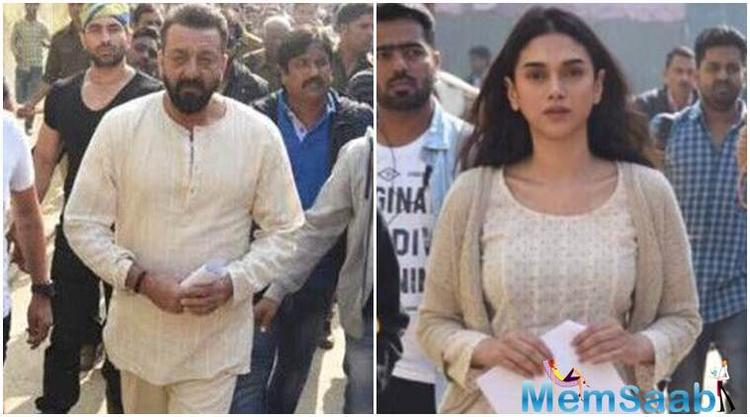 'Bhoomi' mark Dutt's comeback in Bollywood. It is an emotional and sensitive drama that explores the relationship between a father and daughter.