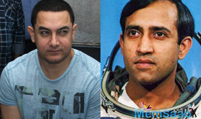 After playing a former wrestler, coach Mahavir Singh Phogat, now he is going to foot step into astronaut Rakesh Sharma.