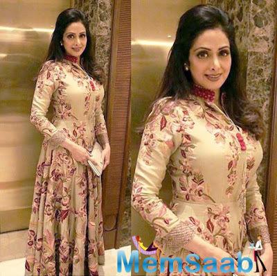 Sridevi will next be seen in Bollywood thriller 'Mom', which also starring Akshaye Khanna, Nawazuddin Siddiqui, Abhimanyu Singh, Sajal Ali and Adnan Siddiqui.