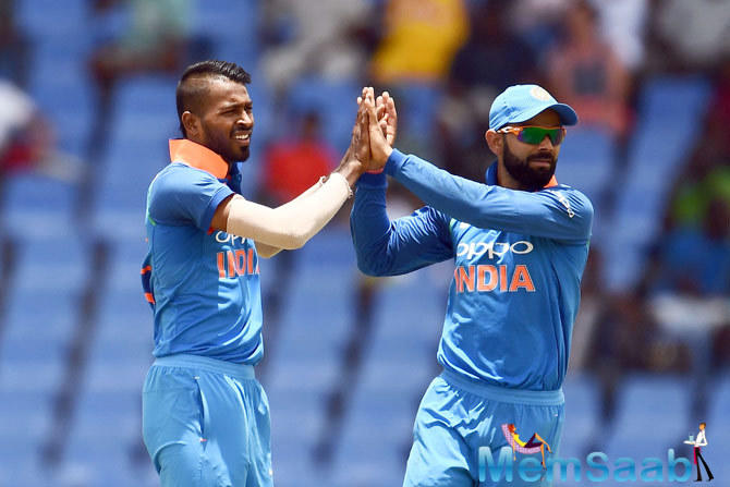 The home openers -- Evin Lewis and Kyle Hopes -- had got starts in the previous match as they succeeded to keep the Indian bowlers at bay for close to 20 overs in a decent beginning.