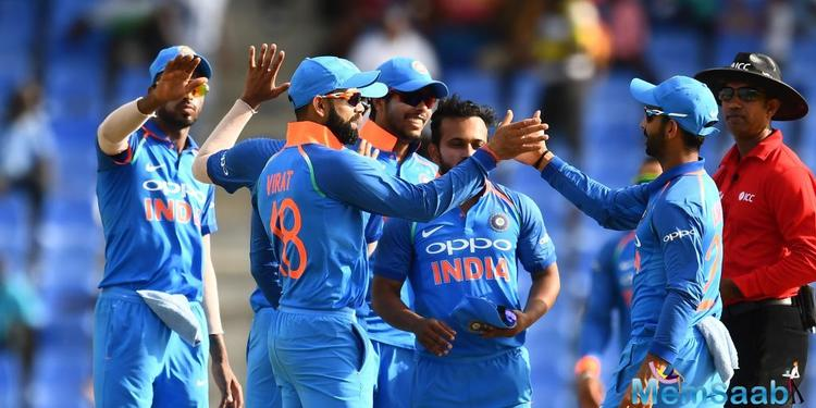 Ravindra Jadeja too played an atrocious shot, resulting in his dismissal, which exposed India's tail to a crunch situation.