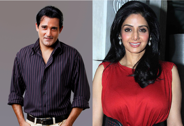 About the same she said, she never thought she would end up acting with his son Akshaye Khanna.