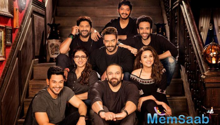 Over the years, celebrated 90s tracks, including 'Humma Humma' and 'Tamma Tamma', have been rehashed for films, and the latest to join the bandwagon is Rohit Shetty.