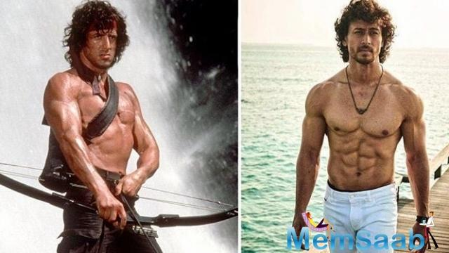 """With Hollywood star Sylvester Stallone already hoping India doesn't """"wreck"""" his iconic actioner """"Rambo""""."""