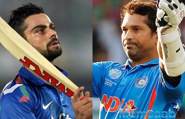 And his ton helped India win the ODI series against West Indies, as well as the series 3-1.