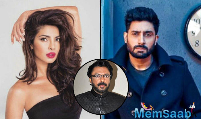 Now, Priyanka's mother, Madhu Chopra, reveals that the actress is not even aware that Abhishek was being considered for the role.
