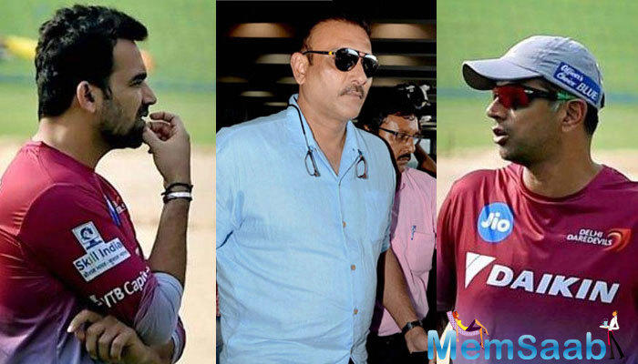 The BCCI on Tuesday named Ravi Shastri as the new chief coach of the Indian cricket team.