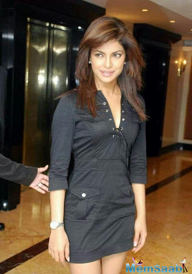 Priyanka Chopra has raised the bar to another level, and is an inspiration to many.