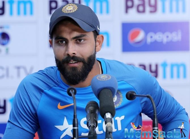 Ravindra Jadeja is overjoyed with India's 3-1 victory in the recently concluded five-match ODI series in the West Indies.