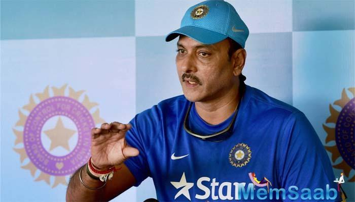 Shastri was appointed as the head coach of the Indian cricket team earlier this week.