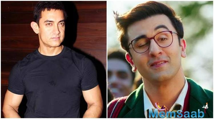 'Jagga Jasoos' has been on Aamir's watch list as he has collaborated with the same production company for his blockbuster 'Dangal' and has worked with Katrina and Ranbir in 'PK' and 'Dhoom 3' respectively.