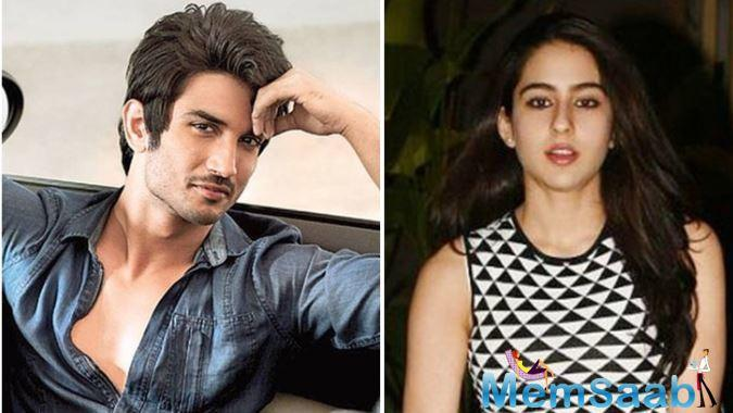 Earlier, there was a report that Sushant Singh Rajput and debutant Sara Ali Khan to team up for Ekta Kapoor's forthcoming film Kedarnath.