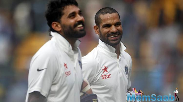 "Which is scheduled to travel to Sri Lanka for a three-match Test series,"" BCCI said in a media release."