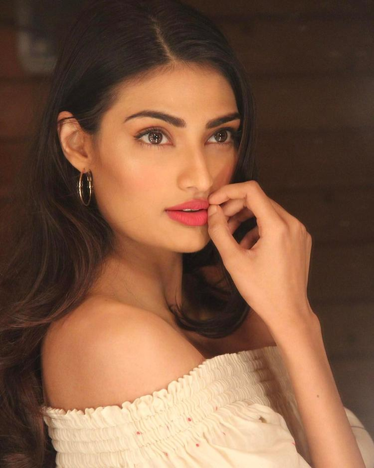 Almost two years after her debut film 'Hero', now Athiya Shetty is gearing up for her second release, 'Mubarakan'.