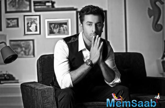 """Soon, Tanmay Bhatt raised the most repeated questions. He asked, """"My question to you Ranbir is do you believe nepotism exists in Bollywood?"""""""