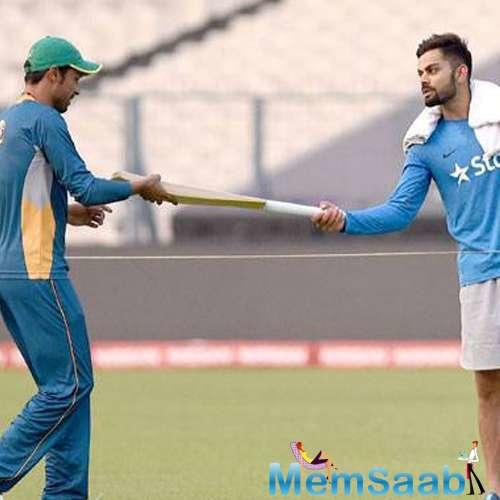The Pakistan pacer, during the chat session, also revealed that he equally cherished picking up Master Blaster Sachin Tendulkar's wicket in his first ever Champions Trophy.