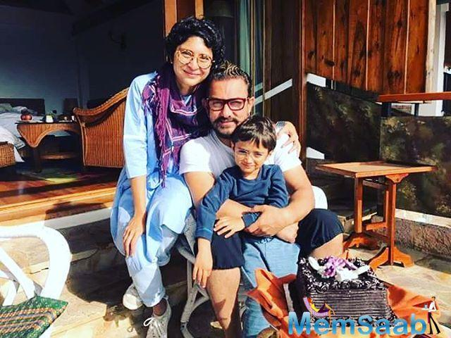 """Aamir's spokesperson also informed about the latest location of Aamir's vacay, and said, """"They are currently in Rome."""