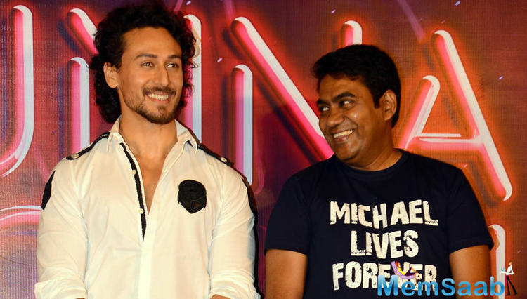 Nawazuddin is seen dancing for the very first time onscreen in 'Munna Michael'.