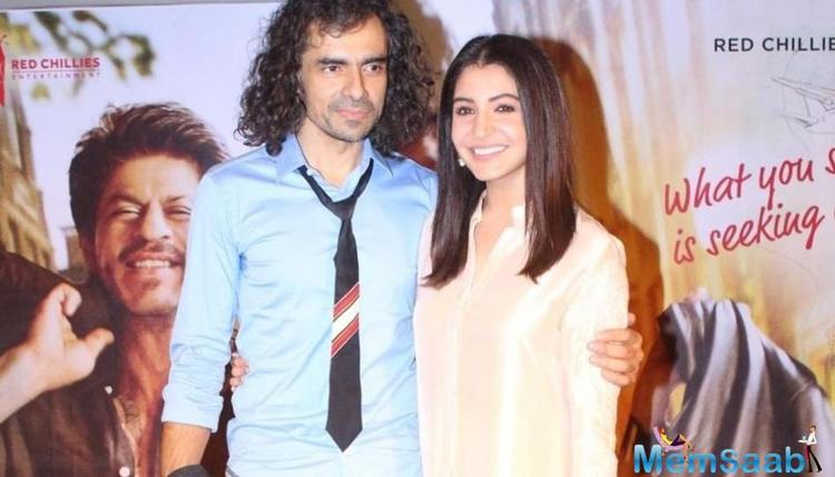 Imtiaz said he and both his leading actors are not from the industry, but have managed to succeed in Bollywood.