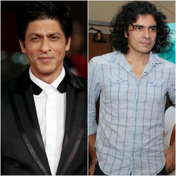 We both are from theatre background so it was easy to communicate with Shah Rukh.