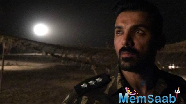 "He added, ""Parmanu – The Story Of Pokhran is a really entertaining flick but a true story which took place in India."""