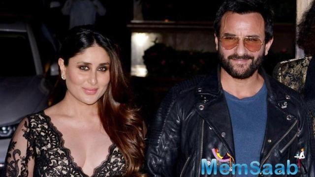 After carrying out his work commitments in New York City, now Saif Ali Khan takes off another outing, only this time with his kin.