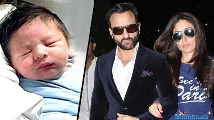 Taimur is now 7-months-old, and this is his first trip to abroad.