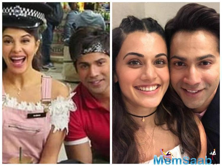 The news 'Judwaa 2' to have five songs, featuring Varun Dhawan and Jacqueline Fernandez, will harp on the chemistry the two share.