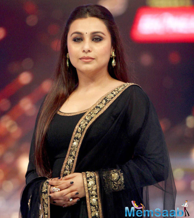 A premiere is being planned tonight, which will have Rani in the audience cheering for her bro.