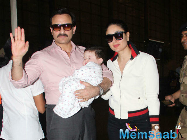 "Saif said, ""I am not dressing up for the paparazzi. I do not want to be photographed all the time""."