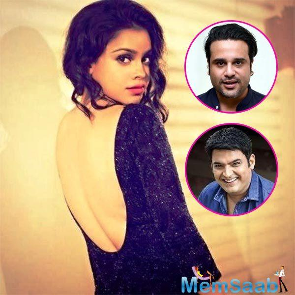 In fact, Sumona has once again shown her loyalty to the ace comedian when she was asked if she'll be interested in joining rival Krushna Abhishek's show.