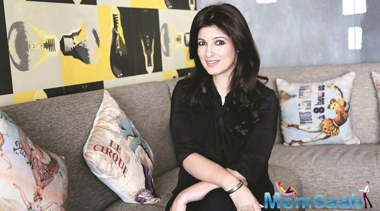 Twinkle Khanna, who has popular as Mrs. Funnybones on the social media and in India's literary circles, is working on her third book which can be expected to be out later this year.