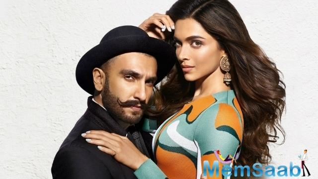 The actor went on record to say that Deepika is the best kisser.