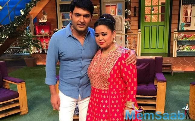 She continued, So, it's not that I am quitting TKSS for Comedy Dangal. In fact, I am loving the appreciation that I am getting on this show. I wouldn't have quit TKSS if I would not have signed Comedy Dangal.