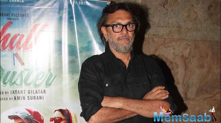 Toilet is a very big issue and this is an endless topic of discussion, the 'Mirzya' director said.