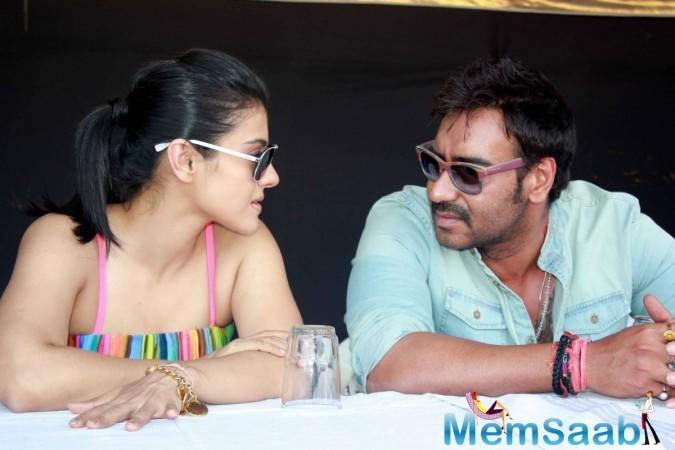 Kajol is currently promoting Velaiilla Pattadhari 2, directed by Soundarya Rajinikanth, and also starring Dhanush.