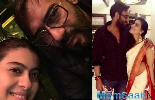In a recent interview, Kajol confessed how her husband, Ajay Devgn has to confront the repercussions of her unabashed honesty at social gatherings.