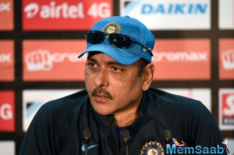 The underlining aspect of this new thought process from coach Shastri is his feeling that the team should exert its number one position on the airfield.