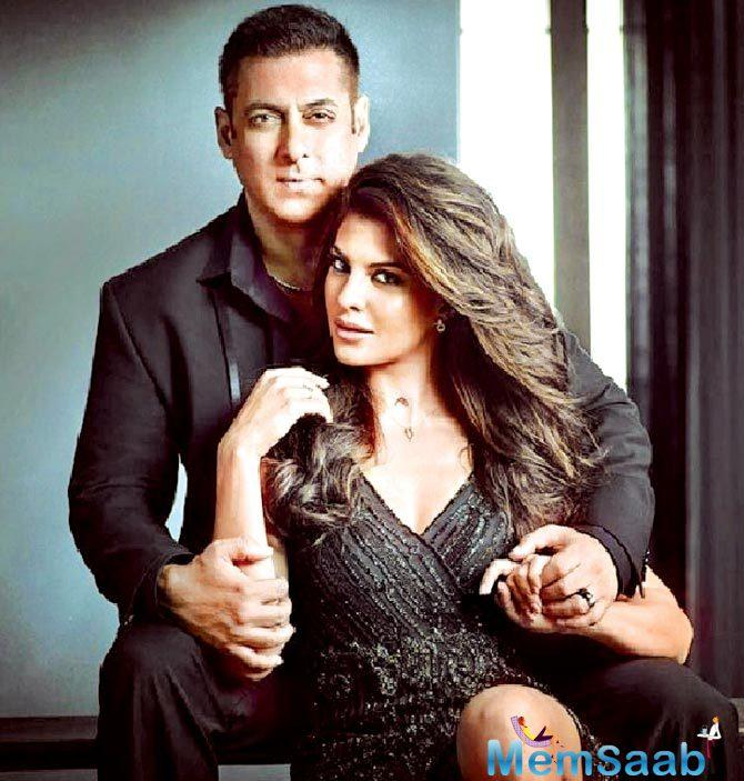 Salman- Jackie paired up in 2014 for Sajid Nadiadwala's Kick and are now teaming up for the Remo D'souza directorial.