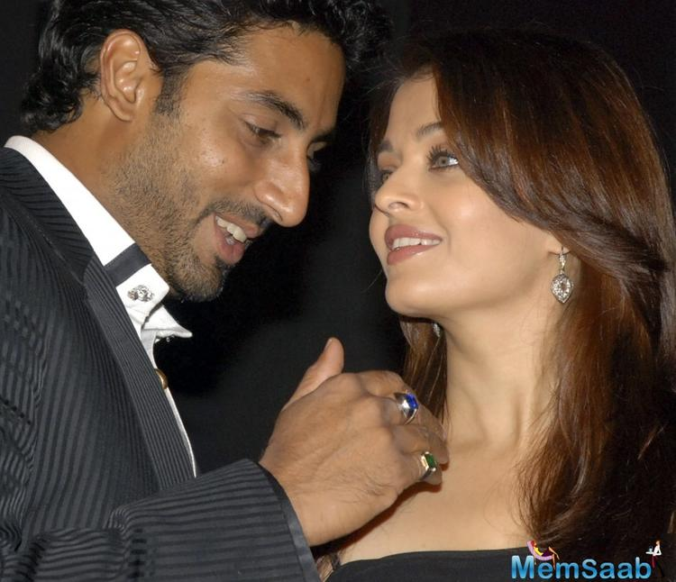 """Abhishek and Aishwarya are still bombarded with a plethora of scripts. However, they are quite wary of the kind of films they would like to do together""."
