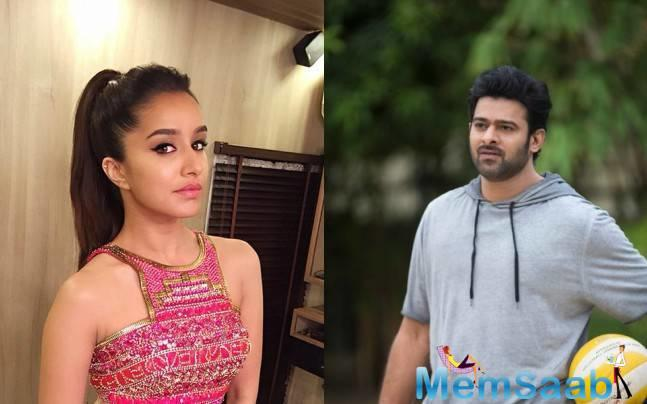 Shraddha was initially approached for the film. However, back then the makers dropped her name after she apparently quoted a huge fee but Shraddha's name as the lead actress of Saaho is surfacing yet again.