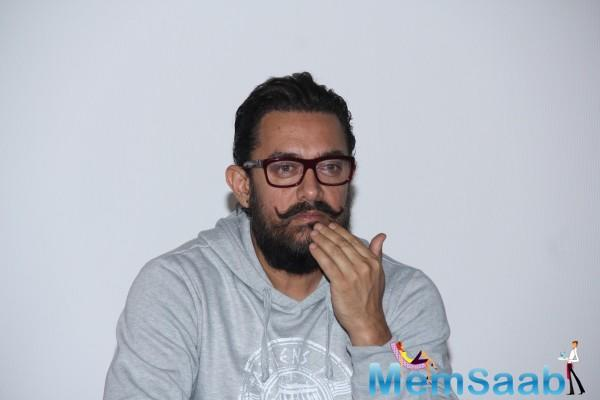 Aamir Khan, who is recently seen in the trailer launch of his film Secret Superstar along with his wife Kiran Rao, revealed that his wife is a wonderful actress and wants her to take it up seriously.