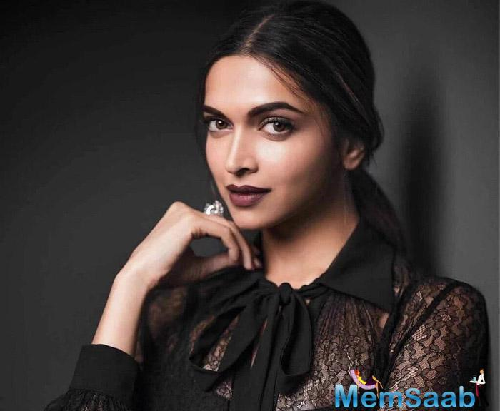 Deepika also wants to finish the film so she can start her next movie based on Sapna Didi.