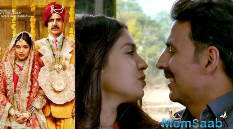 'Toilet: Ek Prem Katha', produced by Viacom 18 Motion Pictures, KriArj Entertainment, Neeraj Pandey, Plan C Studios,and Cape of Good Films LLP.
