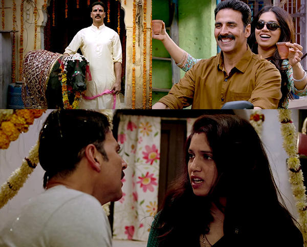 Based on the health and sanitation conditions prevalent in the country today, film star Akshay Kumar is waiting with bated breath to bring Toilet Ek Prem Katha to audiences.