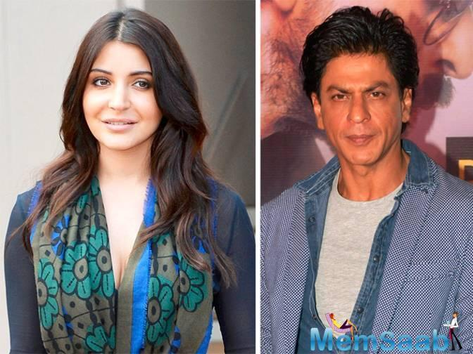 Anushka Sharma teamed up with the SRK for the third time for Imtiaz Ali's directorial 'Jab Harry Met Sejal.
